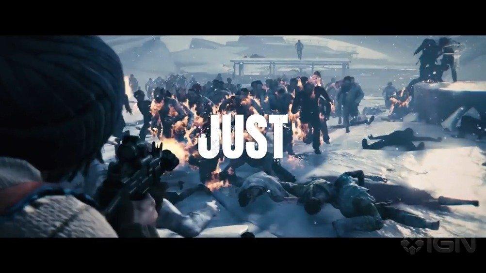 《僵尸世界大战》尸潮模式预告公布