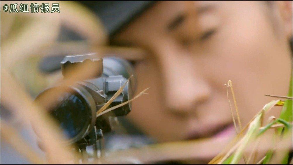 开枪前先涂个口红的狙击手命中率会更高???