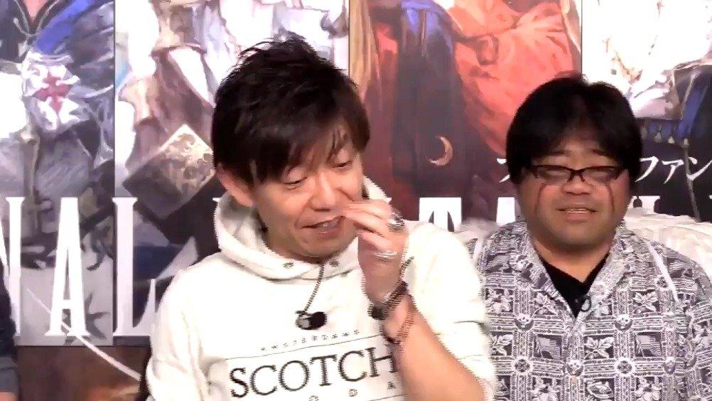 FF14 最终幻想14 机能的艾欧泽亚时间 麻将大赛惩罚游戏 吉田