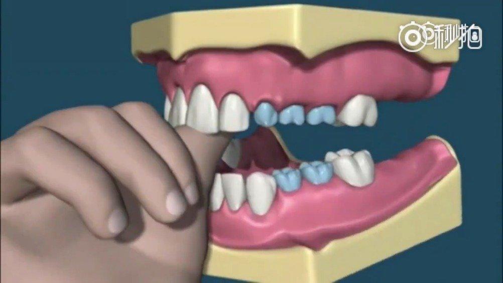 宝宝小时候吸吮手指对牙齿产生的变化