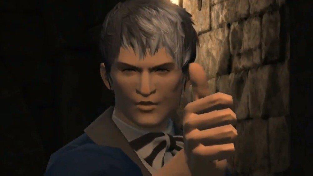 FF14 最终幻想14 机能的艾欧泽亚时间 Twitter Mcstronghuge