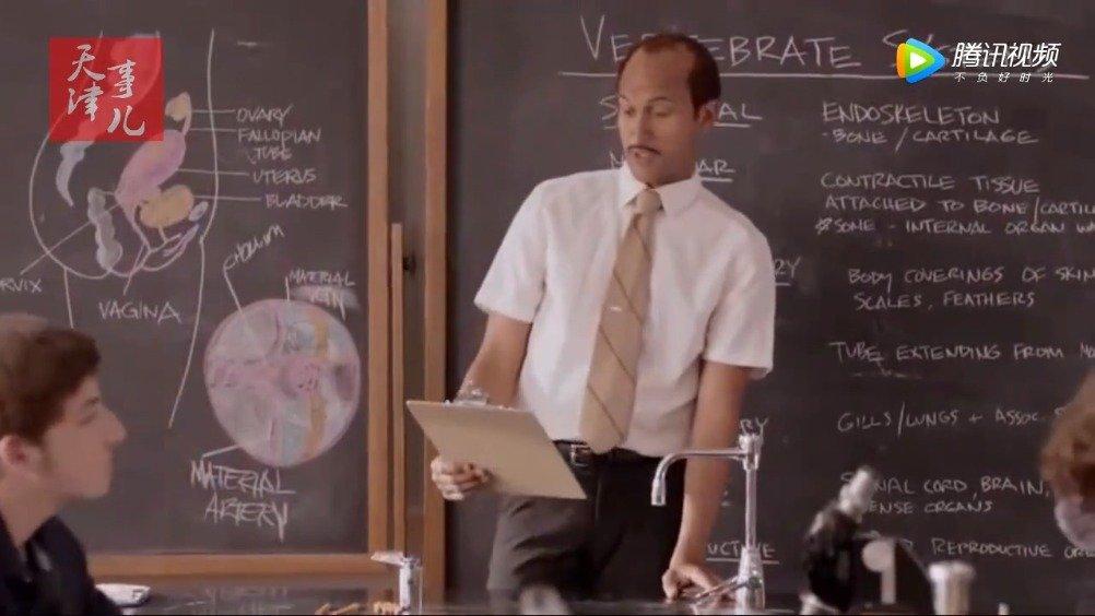 黑人兄弟系列之新来的代课老师天津话版