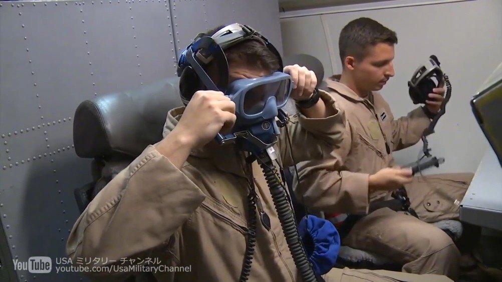 """跟着美国空军的雷达管制员们一起搭乘E-8""""联合星""""执行任务吧。"""