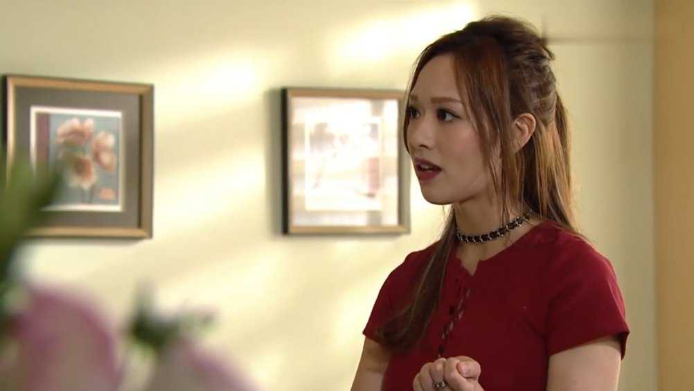 TVB电视剧《果栏中的江湖大嫂》劲串 得罪冯盈盈的下场是...