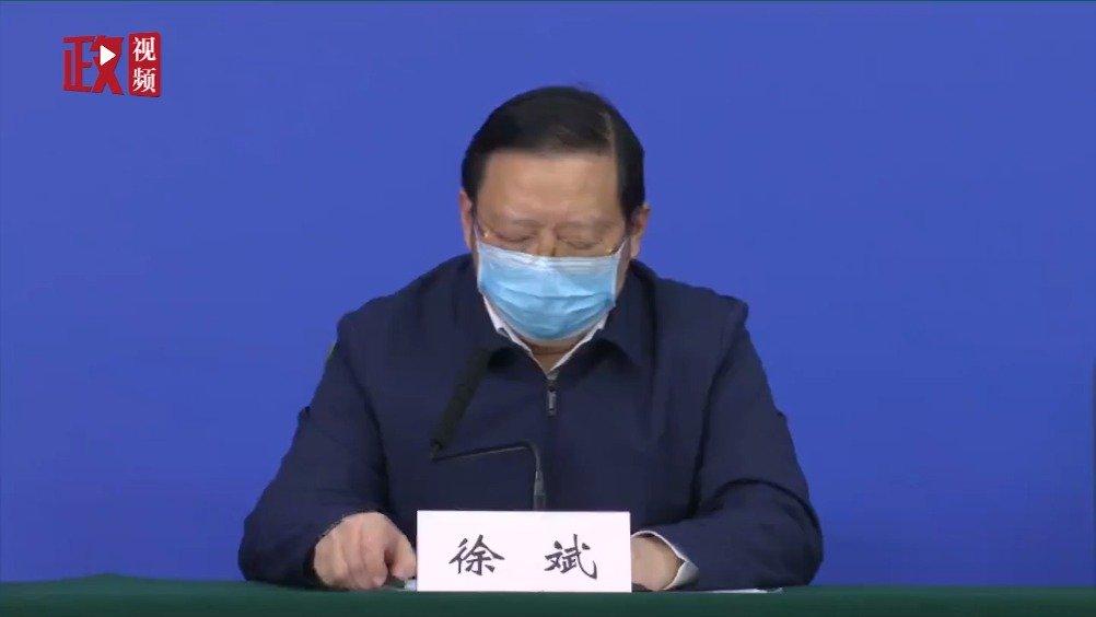 武汉市交通运输局局长徐斌:对交通工具趟趟消毒严格实行扫码