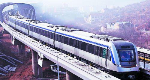 青岛地铁11号线本月下旬开通!1号线,2号线西段.