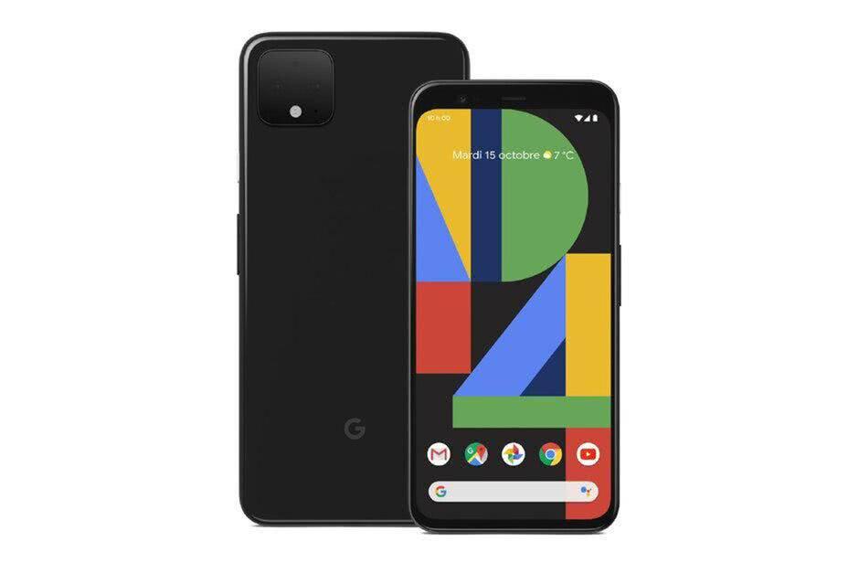 """谷歌Pixel 4/4 XL正式亮相:造型""""复古"""",双摄像头+手势控制"""