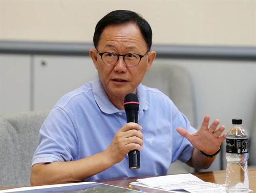 国民党台北市长参选人丁守中:单身独居男更易犯罪同创娱乐注册