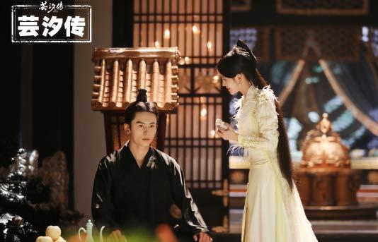 """鞠婧祎张哲瀚新剧""""闪婚"""" 剧情风格另类"""