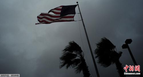 """专家:飓风""""阿尔贝托""""或致美经济损失超10亿美元"""
