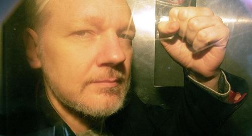 """美媒:维基解密老板阿桑奇被证实""""干预""""美国大选"""