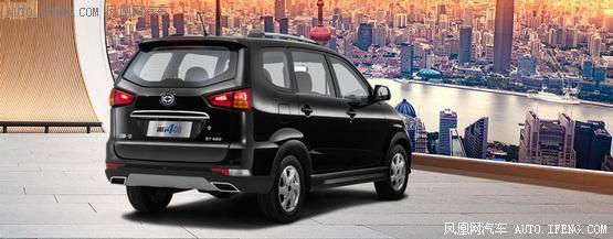 清行竞克400将于8月上市 实用性挑战汽油车型