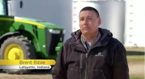 Farmers for Free Trade组织投放的电视广告