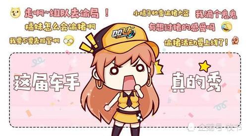 QQ飞车:好心帮忙抬猪王,结果反被骂,网友:素质感人