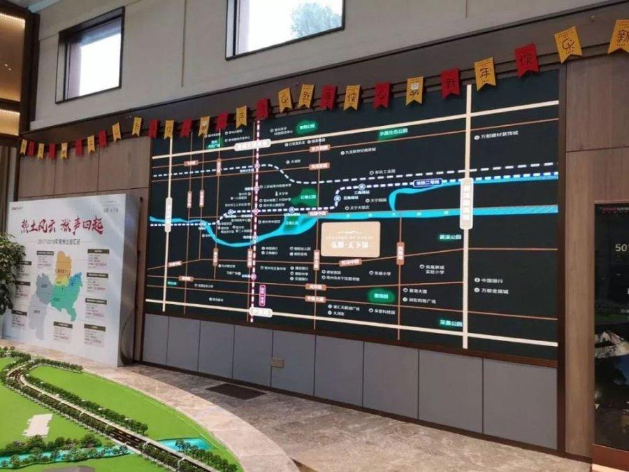 前线速递揭天宁高端项目户型图 3热盘售楼处现场动态抢先看