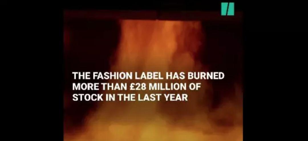 烧2.5亿也不卖 Burberry这把火背后真相触目惊心首席烈爱小点心
