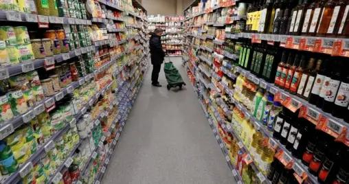 受新冠肺炎等因素影响 加拿大食品杂货物价开始上涨
