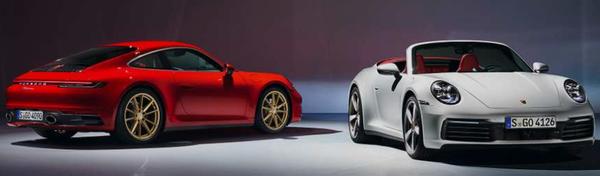 """""""顶级混动汽车"""" 保时捷911或将成为性能最强混动车型"""