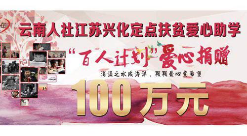 云南省人社厅和江苏省兴化市在大理永平县建立