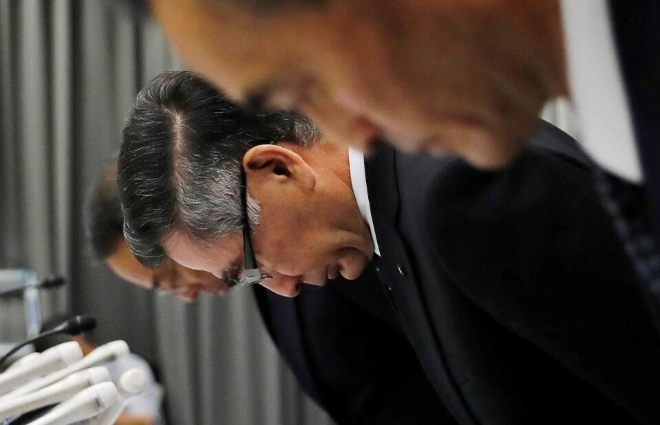 日本铃木被曝数据作假 社长:未发生事故不召回