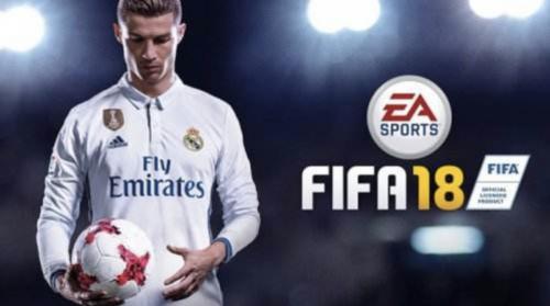 国际足联将办《FIFA18》电