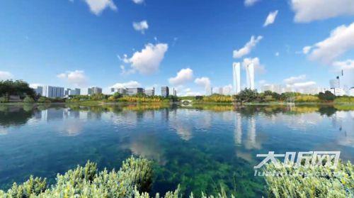泸州:重点项目完成投资超702亿元渔子溪公园即将和市民见面