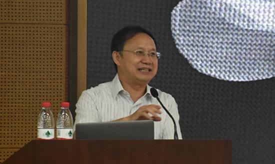 骆清铭 南开新闻网 资料图