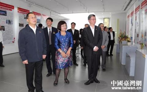 广州市举办纪念《告台湾同胞书》发表40周年图片展