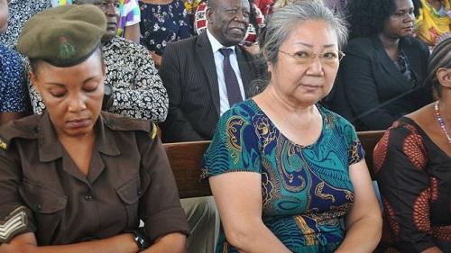 杨凤兰控制非洲最大象牙走私团伙 象牙女王坦桑尼亚获刑