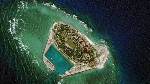 外媒:越南在南沙拼命造岛 西方却只渲染中国威胁