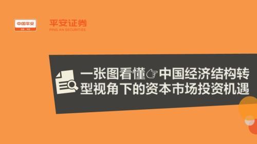 平安策略:一张图看懂中国经济结构转型视角下的资本市场投资机遇
