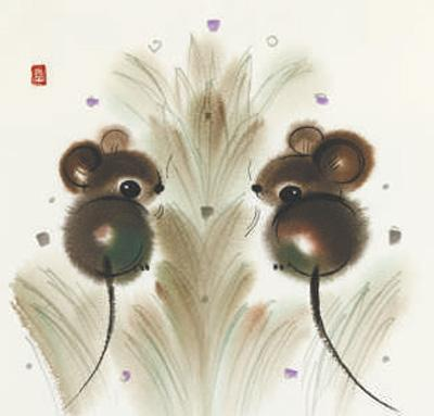 致力于美的创造——韩美林谈生肖邮票创作