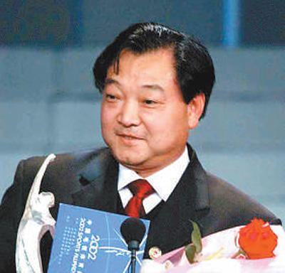 国家体育总局自行车击剑运动管理中心原副主任许海峰