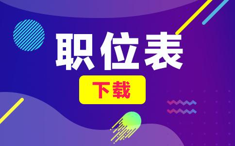 2019云南普洱大学生村官招聘职位表下载(117人)