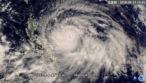 图片来源:中国气象局