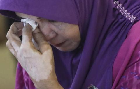 MH370失联原因仍未确定 失联者家属盼更新信息