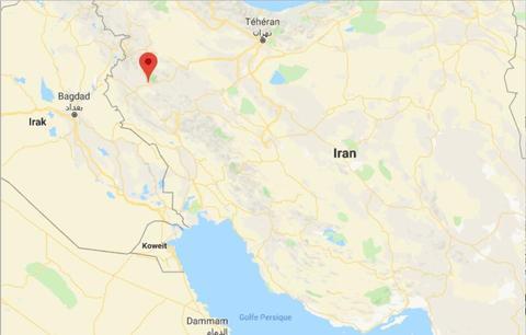 伊朗西部发生6级地震 已致2人死亡241人受伤