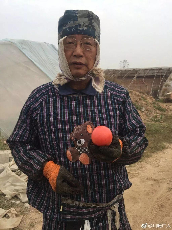 中国农村老头考�:`�9��_川崎广人 一个70多岁的日本老头, 不要钱到中国农村做农民, 一待就是