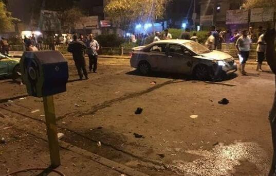 伊拉克首都巴格达发生自杀式爆炸 至少4死15伤