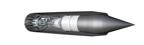 """英国喷气策动机公司的""""佩刀""""策动机模子图(英国喷气策动机公司网站)"""