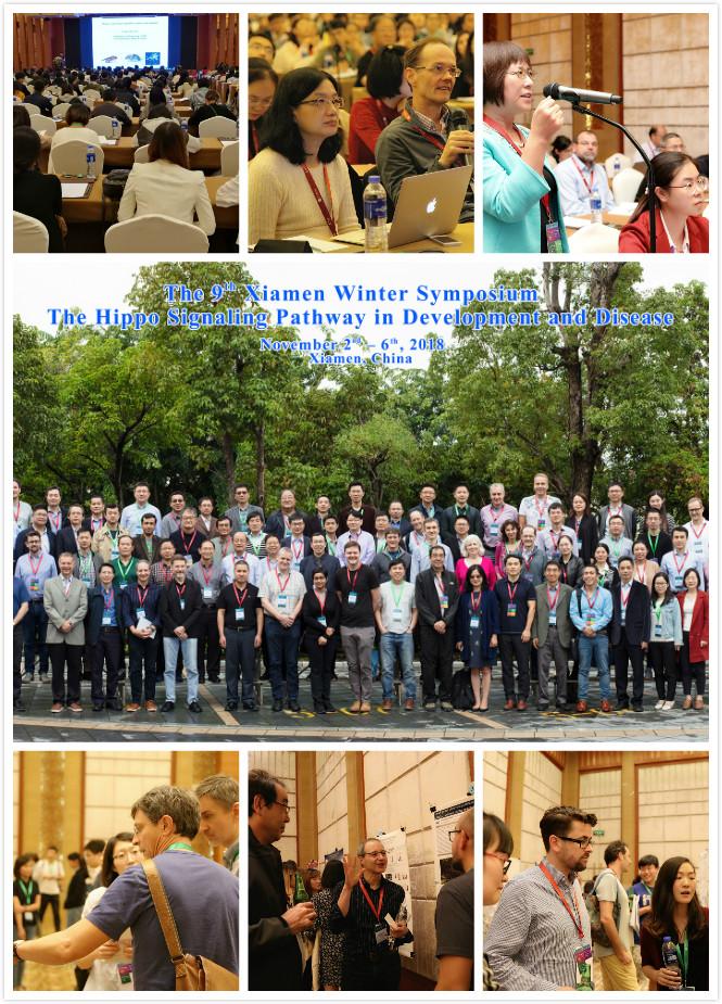 金风送爽十一月,学术问道鹭岛城 ——第九届厦门冬季学术会议召开