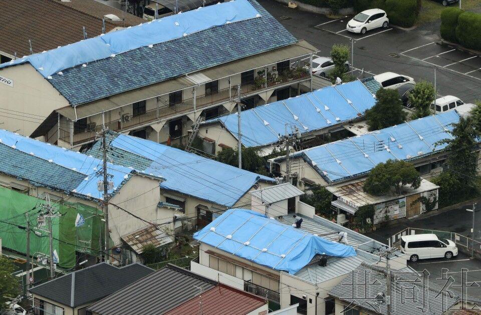 日本大阪地震已致5人死亡 日气象厅呼吁警惕滑坡