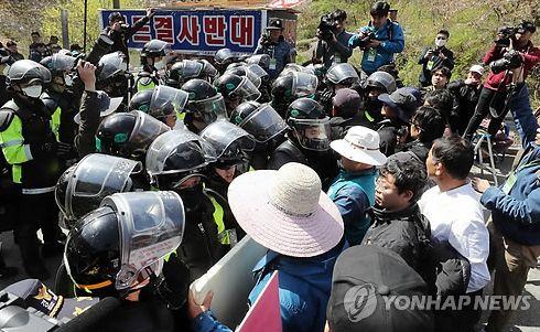 """韩国民众抵制成功,军方妥协!""""萨德""""……"""