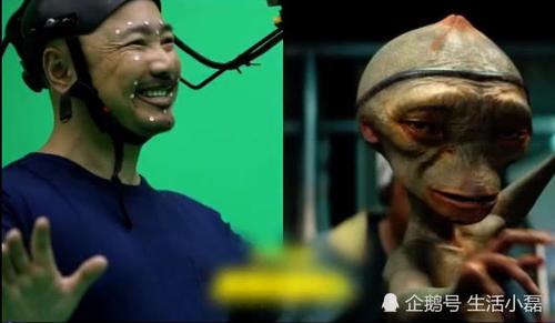 外星人�9o#��._徐峥:导演让我演外星人,我刚做了几个表情,告诉我杀青