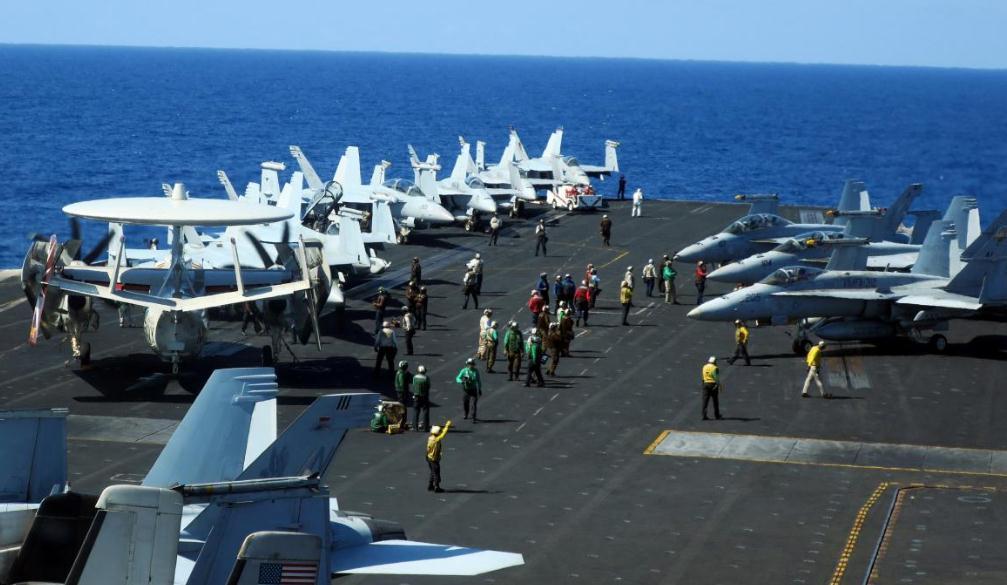 """美军太平洋司令剑指南海 扬言仅武力能""""阻止中国""""精武世界现在能玩吗"""