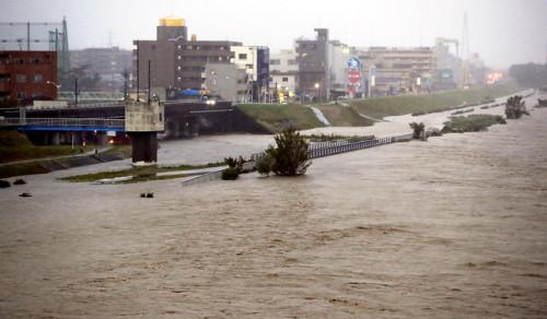 多摩川河火众多(日本《读卖消息》)