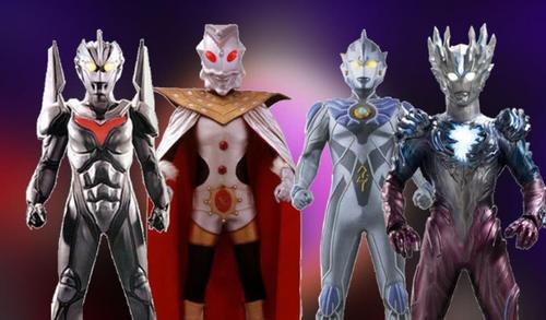 若卡拉法尔大帝登场,只有这三个奥特曼能一战,神秘四奥都不行!