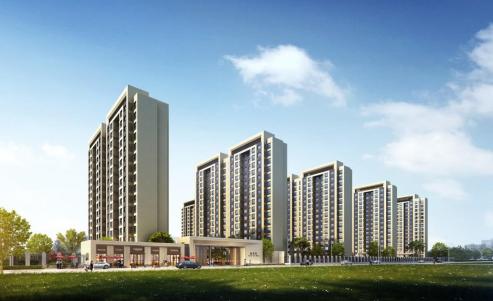 上海宝冶建筑设计院中标顾村拓展基地0301-13地块市属保障性住房项目