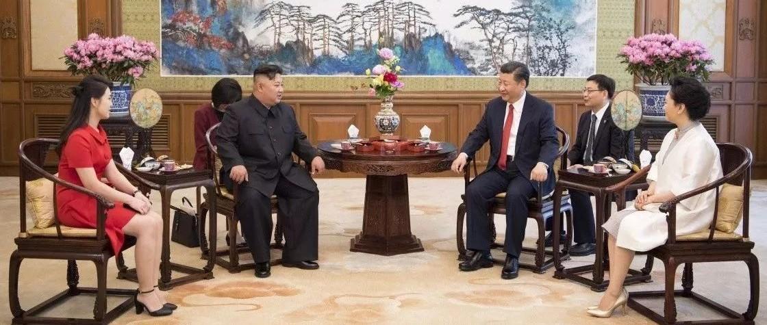 Kim makes third visit to China