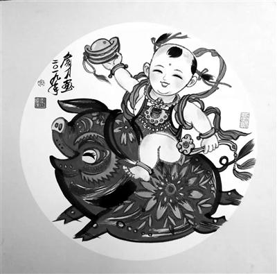 著名画家张广才赴美艺术活动侧记